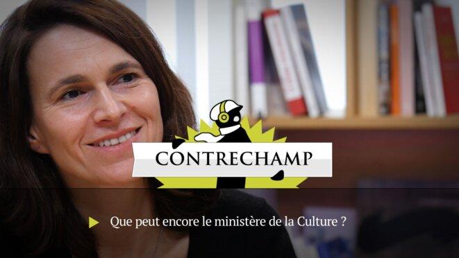 «Contrechamp»: que peut encore le ministère de la culture?