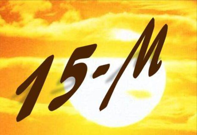 """Les """"Indignés"""" (Mouvement 15M)"""