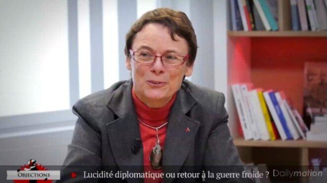 Martine Billard (PG): dans l'espoir de Syriza...