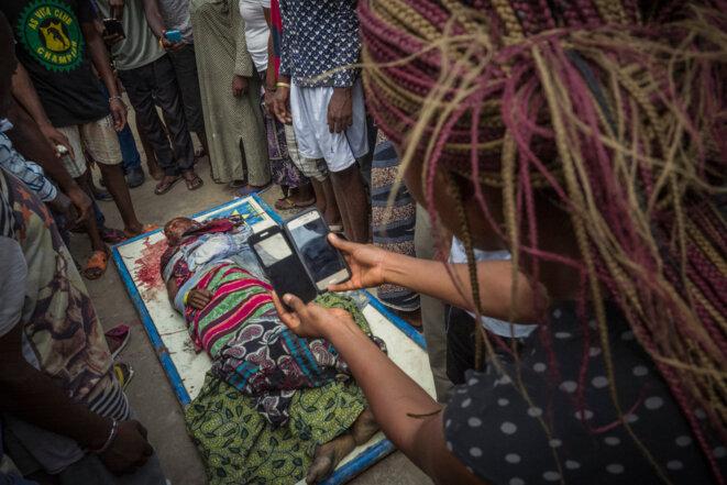 Patrick Likewe, un mort parmi d'autres à Kinshasa