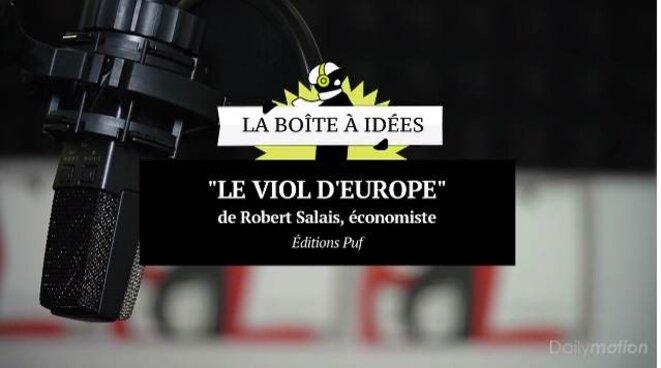 Robert Salais: les échecs de l'Europe