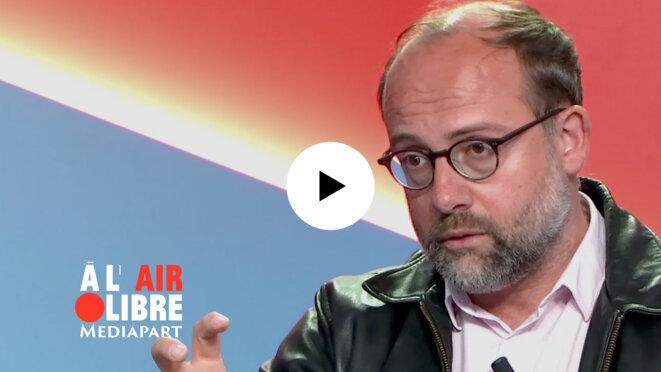 Johann Chapoutot: «Macron a une conviction démocratique assez faible»