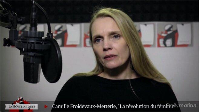 Camille Froidevaux-Metterie: «L'avènement de l'être humaine»