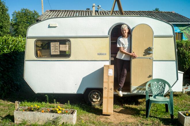 Sur la route du Tour, le camping «le moins cher de France»