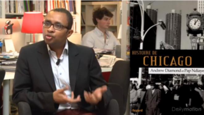 Pap Ndiaye : la condition noire en France et aux Etats-Unis