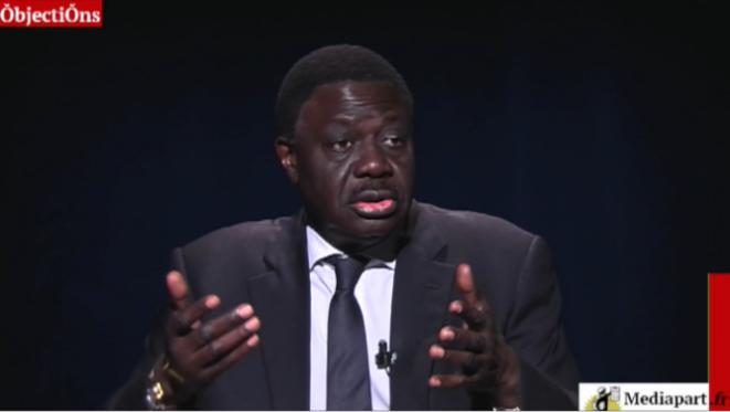 """Pape Diouf à """"Objections"""" : «Le plus grand parti de Marseille, c'est celui des abstentionnistes»"""