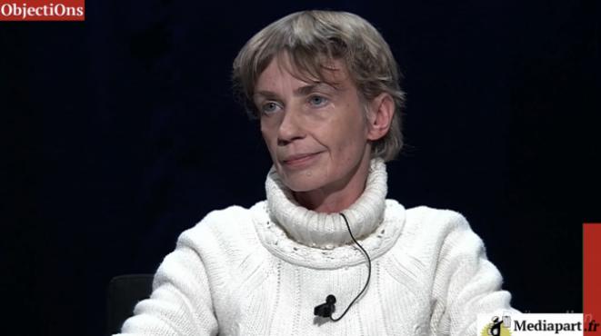 Anne Joubert (Nouvelle Donne): l'indignation européenne