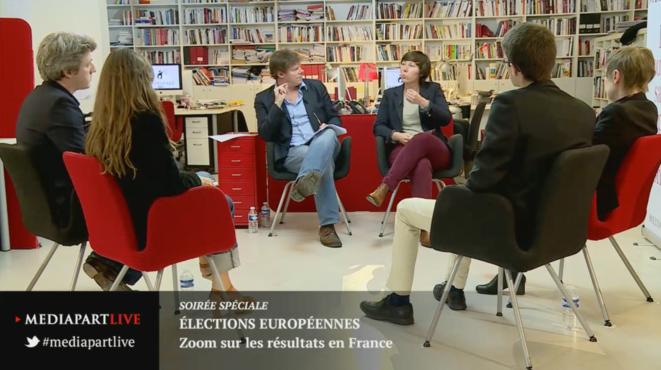 «En direct de Mediapart» : notre soirée spéciale élections européennes