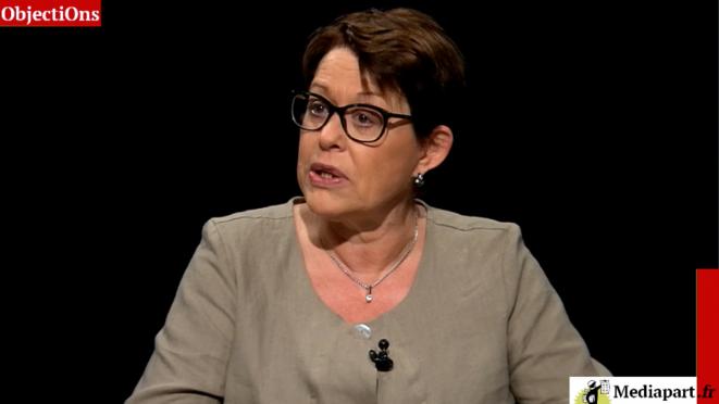 L'UMP Arlette Grosskost : «Sarkozy, c'est du passé»
