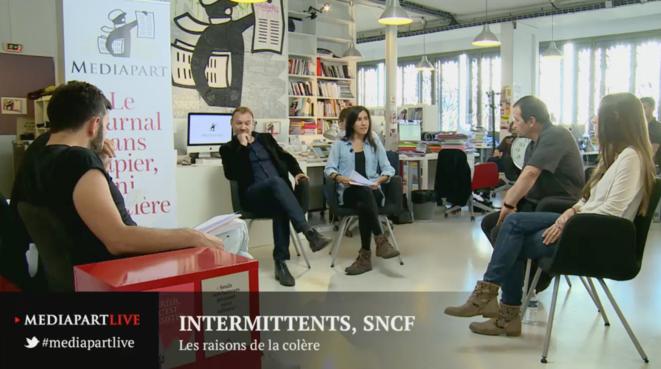 Intermittents, SNCF : les raisons de la colère