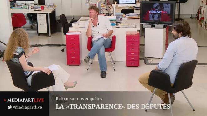 Retour sur nos enquêtes : la « transparence » des députés, les affaires Sarkozy