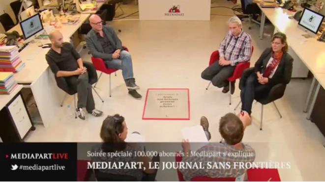 En direct de la rédaction : Mediapart s'explique