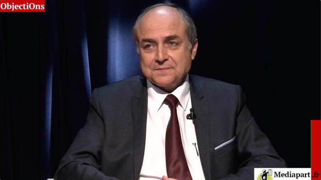Jacques Généreux (Parti de gauche): «Il faut violer les traités européens!»