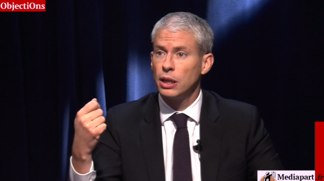 Franck Riester: «Il faut un homme neuf à l'UMP»