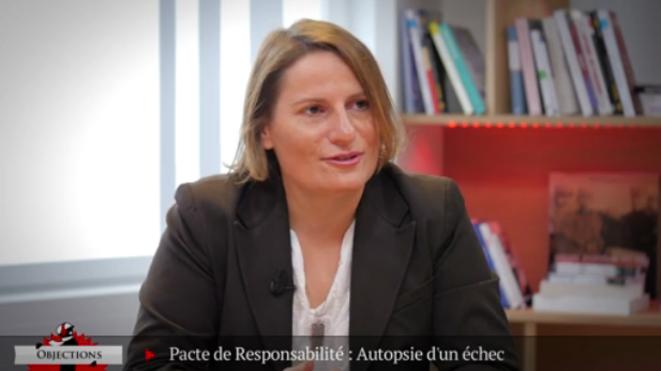 Valérie Rabault : «Je regrette la surenchère des patrons»