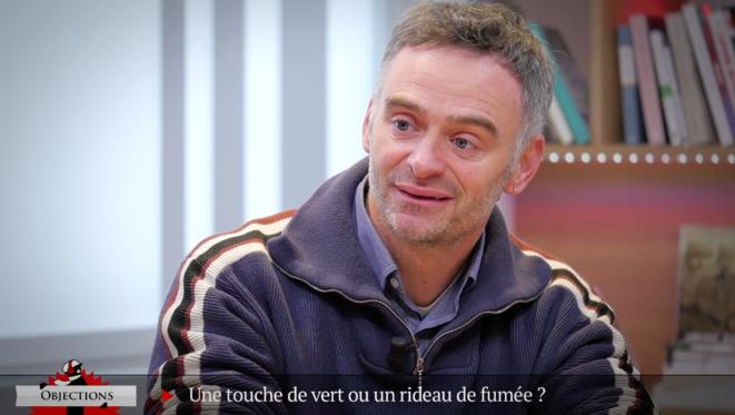 Laurent Pinatel: «La ferme des mille vaches est une dérive qui va tout emporter»