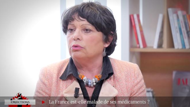 Michèle Rivasi: opération mains propres sur la santé