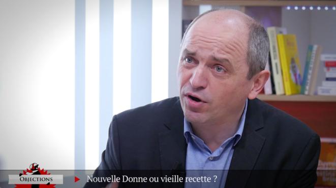 Pierre Larrouturou (Nouvelle Donne): «Le pouvoir nous prend pour des couillons»