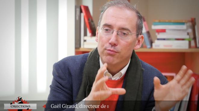 Gaël Giraud: «La transition énergétique est un idéal de société»