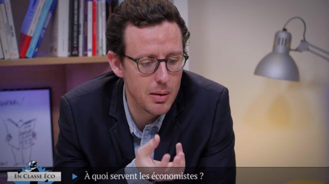 «En classe éco». A quoi servent les économistes?