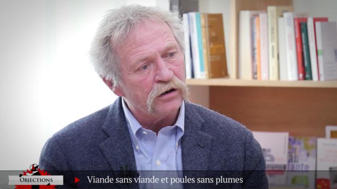 José Bové : «Il y a une bataille mortifère à Europe Ecologie »