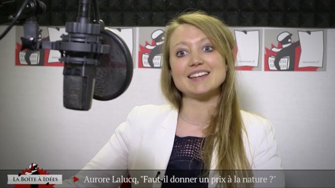 Aurore Lalucq: «On ne peut pas compenser la destruction de la nature»