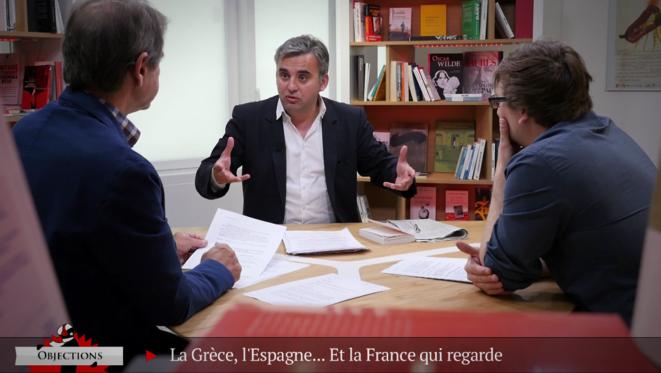 Alexis Corbière au PS : « Unité oui, porter les valises non ! »