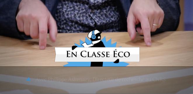 «En classe Eco». L'économie atterrée
