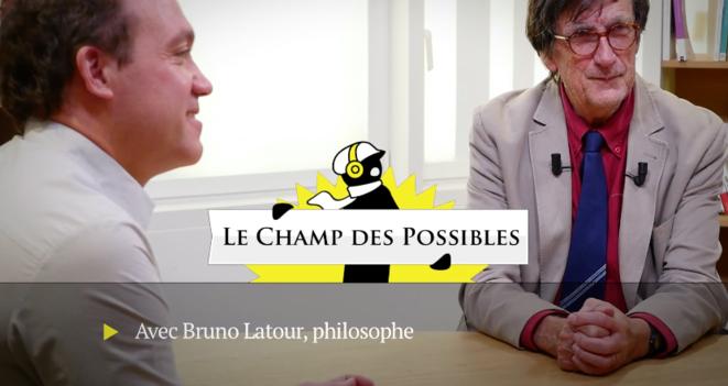 Bruno Latour: « Sur le climat, nous devons comprendre qui est l'ennemi de qui »