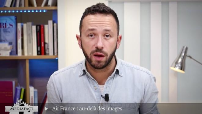 Mediafact : Air France, le vrai et le faux
