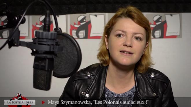 Maya Szymanowska: «La Pologne est un pays encore à construire»