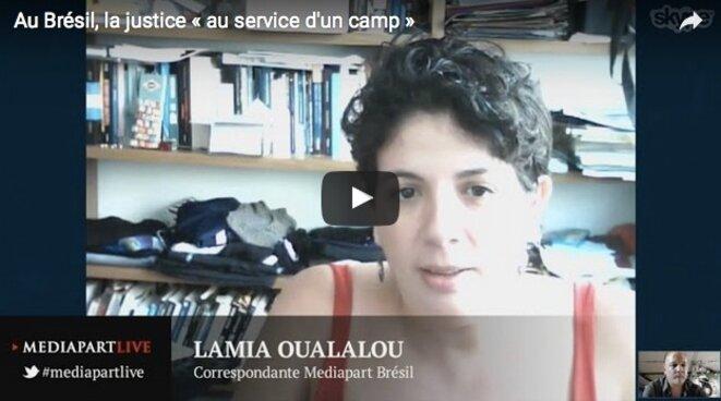 Au Brésil, «la justice au service d'un camp»