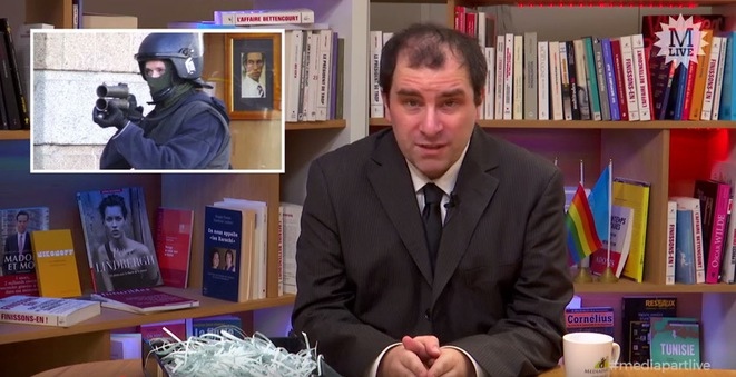 Mediatrap: un Flash-Ball sous le sapin
