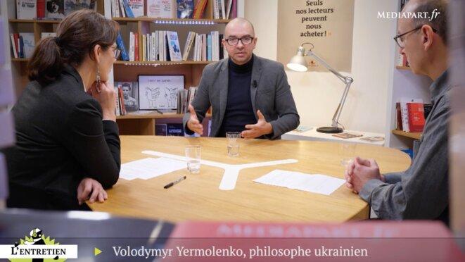 Yermolenko: «L'Ukraine a l'Europe pour modèle et l'Amérique pour parapluie»