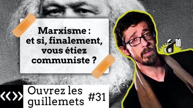 Usul. Marxisme: et si, finalement, vous étiez communiste?