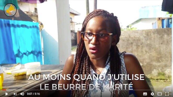 Au Cameroun, des cosmétiques fabriqués maison