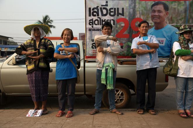 En Thaïlande, avec le parti des Commoners
