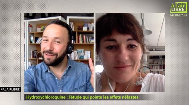 «A l'air libre»: Priscillia Ludosky et Marie Toussaint réfléchissent à l'après, le retour de StopCovid, la chloroquine