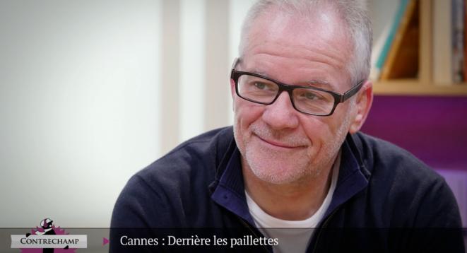 «Contrechamp» : Cannes, derrière les paillettes