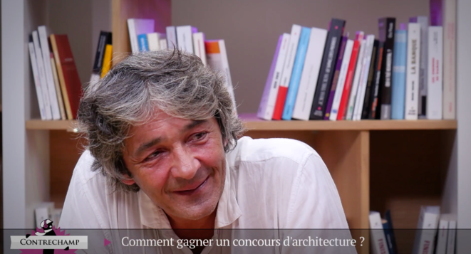 « Contrechamp » : le ventre de l'architecte