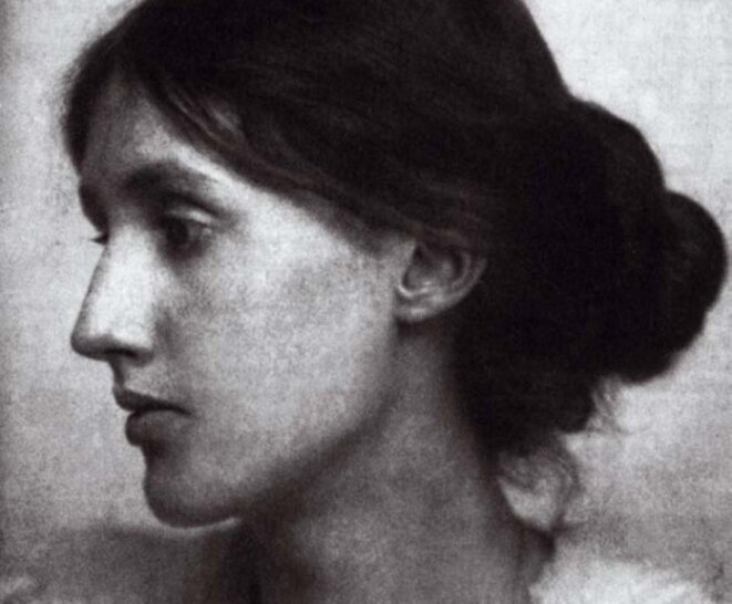 Virginia Woolf (Georges Charles Beresford, 1902)