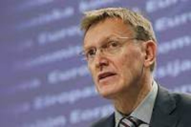 Janez Potocnik au World Ressources Forum