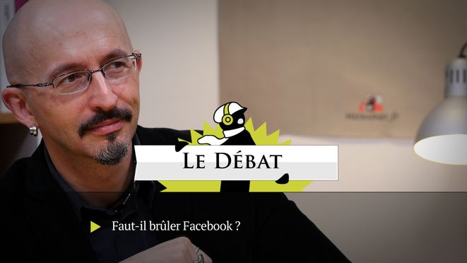 Antonio Casilli: «Faut-il brûler Facebook?»