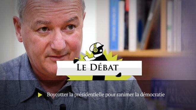 Peillon-Bueno: ne pas voter pour ranimer la démocratie
