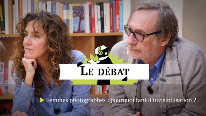 Femmes photographes: pourquoi tant d'invisibilisation?