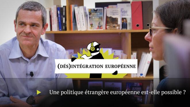 Une politique étrangère européenne est-elle possible?