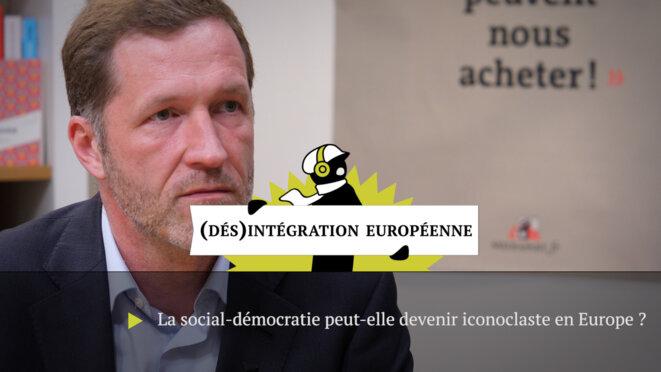 Paul Magnette: «Pour sauver l'Europe, il faut prendre le risque d'une crise institutionnelle»