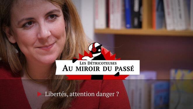 Libertés, attention danger?