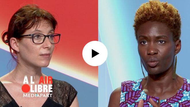 Race, classe, genre et gauche: le débat Rokhaya Diallo-Stéphanie Roza