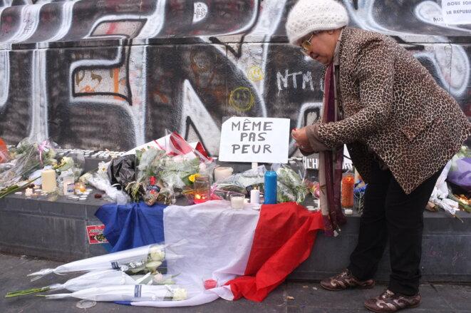 A Paris et Saint-Denis, la stupeur et le vide